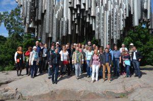 Ausflug nach Finnland